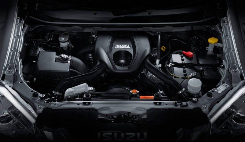 Động cơ xe Isuzu MU-X