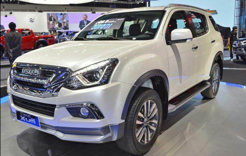 Đánh giá xe Isuzu MU-X