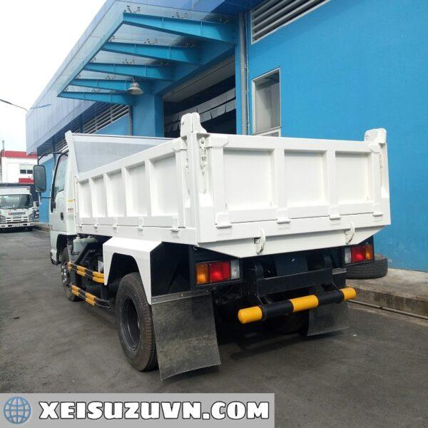 xe ben isuzu 2 tan the tich 2 3 khoi ms