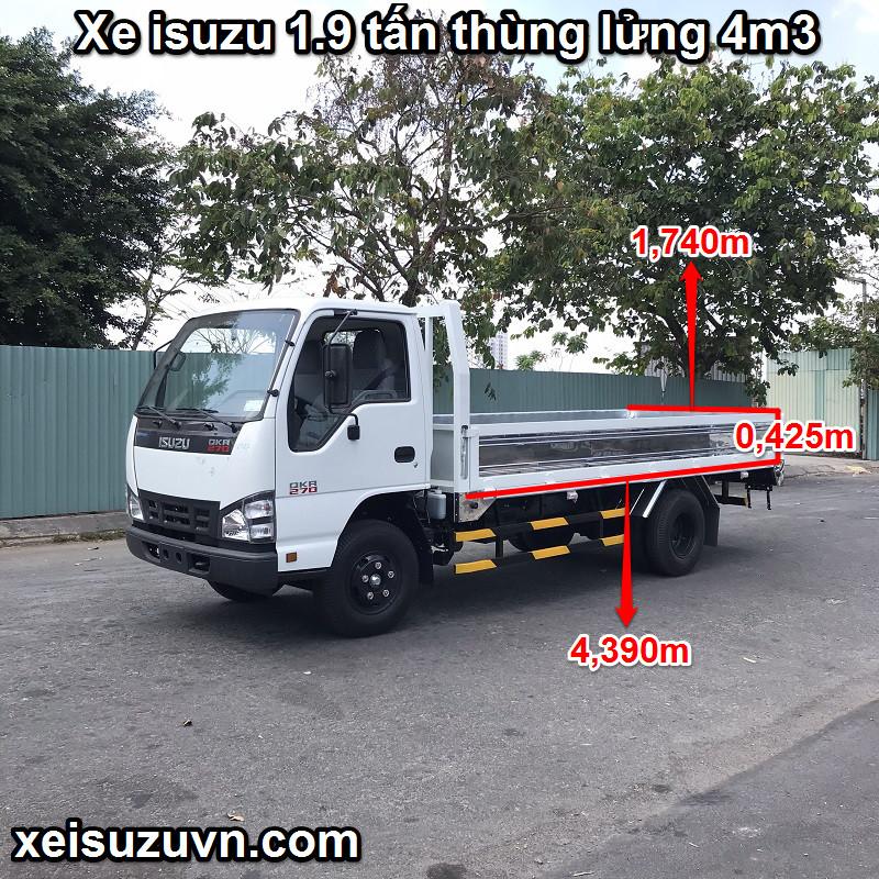 gia xe isuzu 1 9 tan thung lung 4m3 qkr77hee4 1