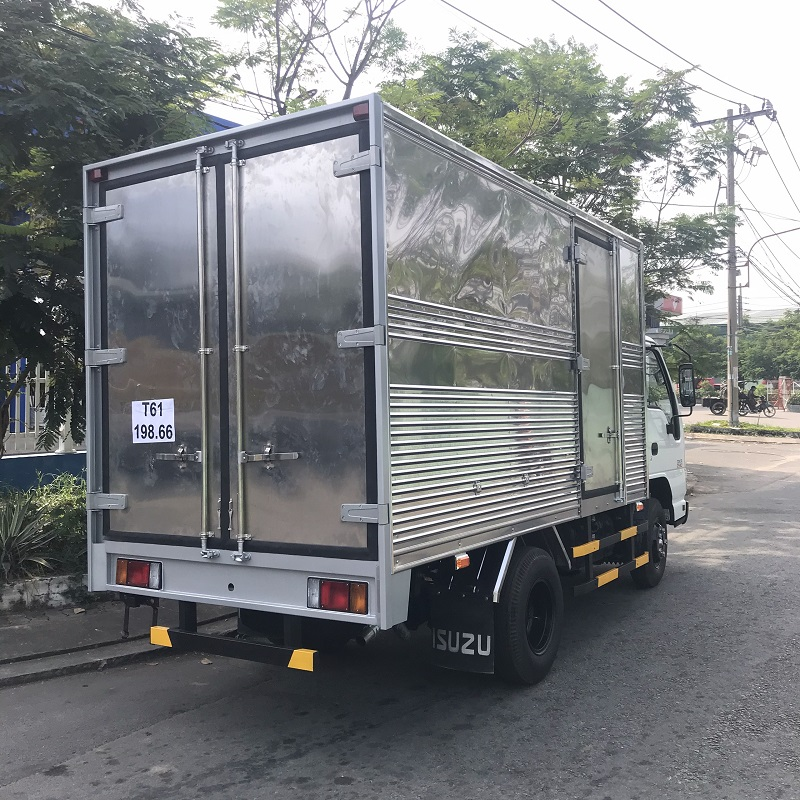 Xe tải Isuzu 1 tấn 5