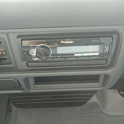 cd mp3 radio qkr270