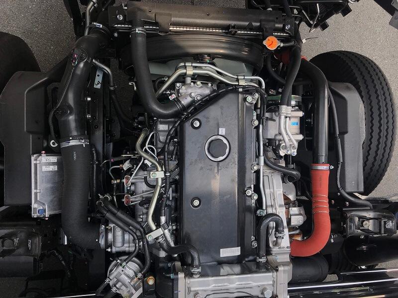 Động cơ xe isuzu 5 tấn