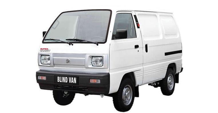 xe tải van là gì?