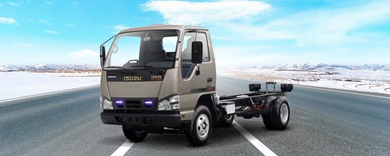 Giới thiệu về xe tải Isuzu 1 tấn