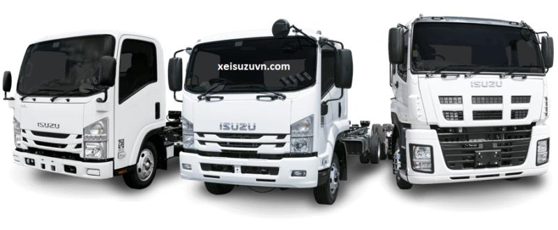 #3 mẫu xe tải ISUZU được ưa chuộng nhất Việt Nam