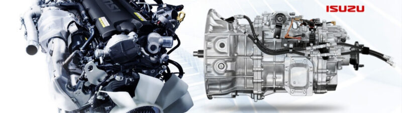 #4 ưu điểm cải tiến vượt trội của dòng xe tải Isuzu