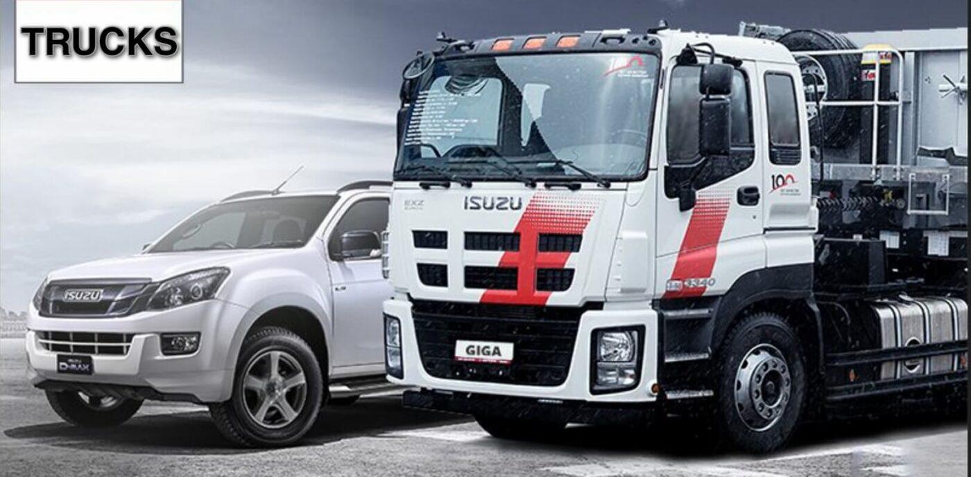 Isuzu: chất lượng xe tải tạo nên thương hiệu