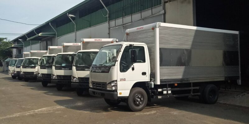 Xe tải nhỏ Isuzu