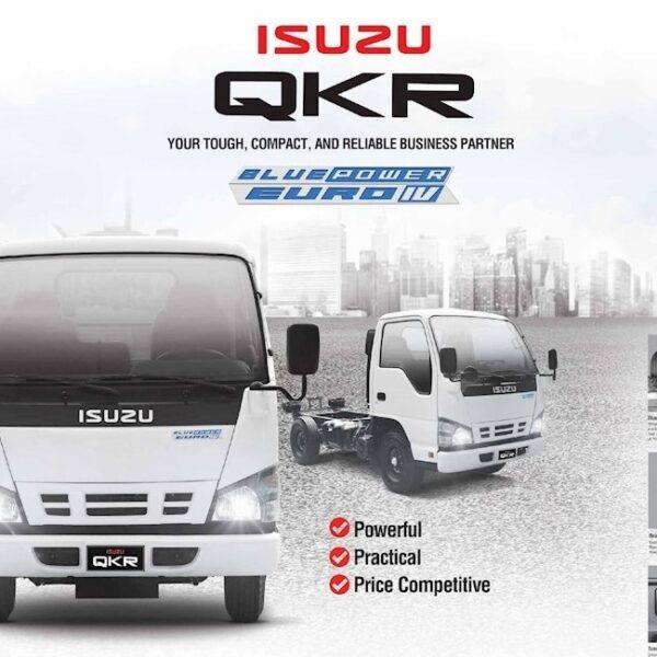 Xe tải nhỏ Isuzu: Lợi ích của việc sở hữu một chiếc Xe tải Isuzu hạng nhẹ