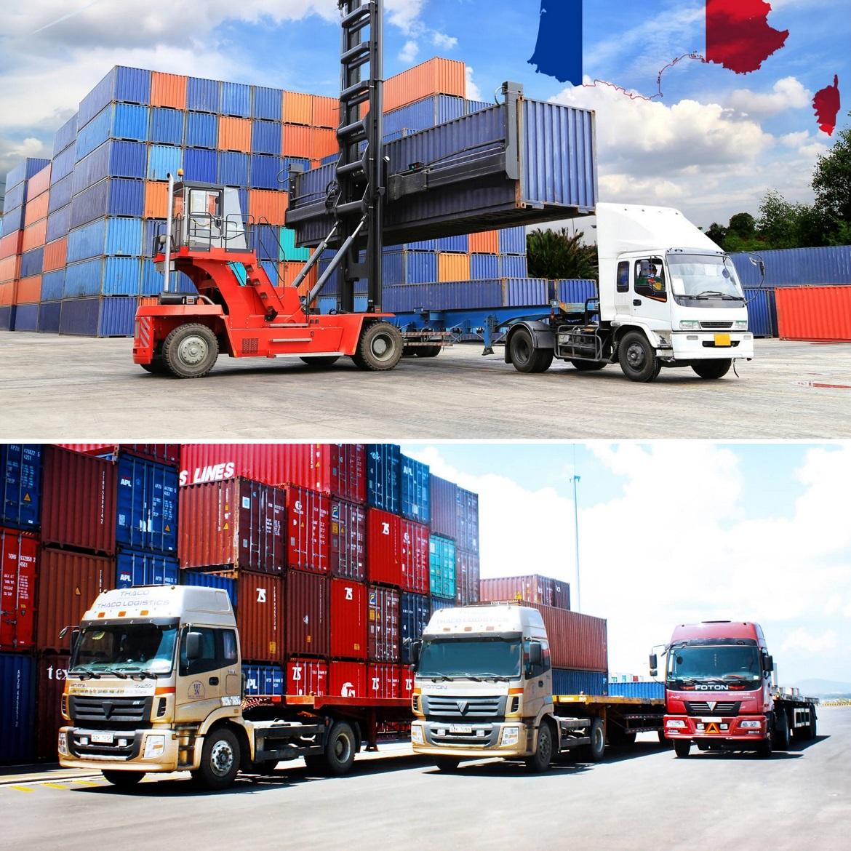 Dịch vụ vận chuyển hàng hoá bằng xe tải